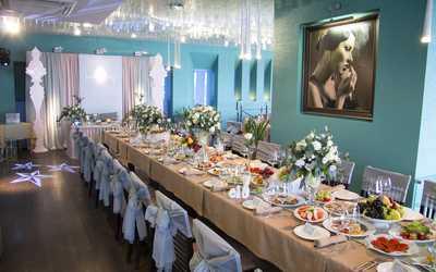 Банкетный зал ресторана Баловень на Иртышской набережной улице фото 1