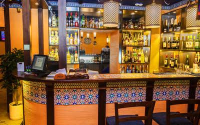 Банкетный зал ресторана Халиф на улице Фрунзе фото 2