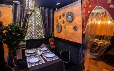 Банкетный зал ресторана Халиф на улице Фрунзе фото 3