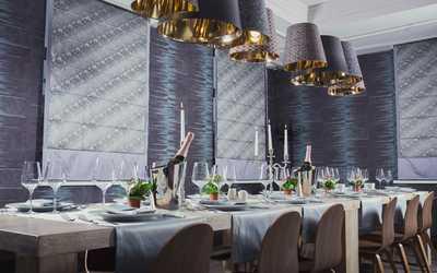 Банкетный зал ресторана Матрешка на улице Петра Некрасова