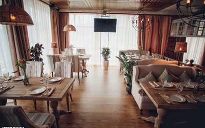 Банкетный зал ресторана Respublica ((Республика)) на улице Заки Валиди