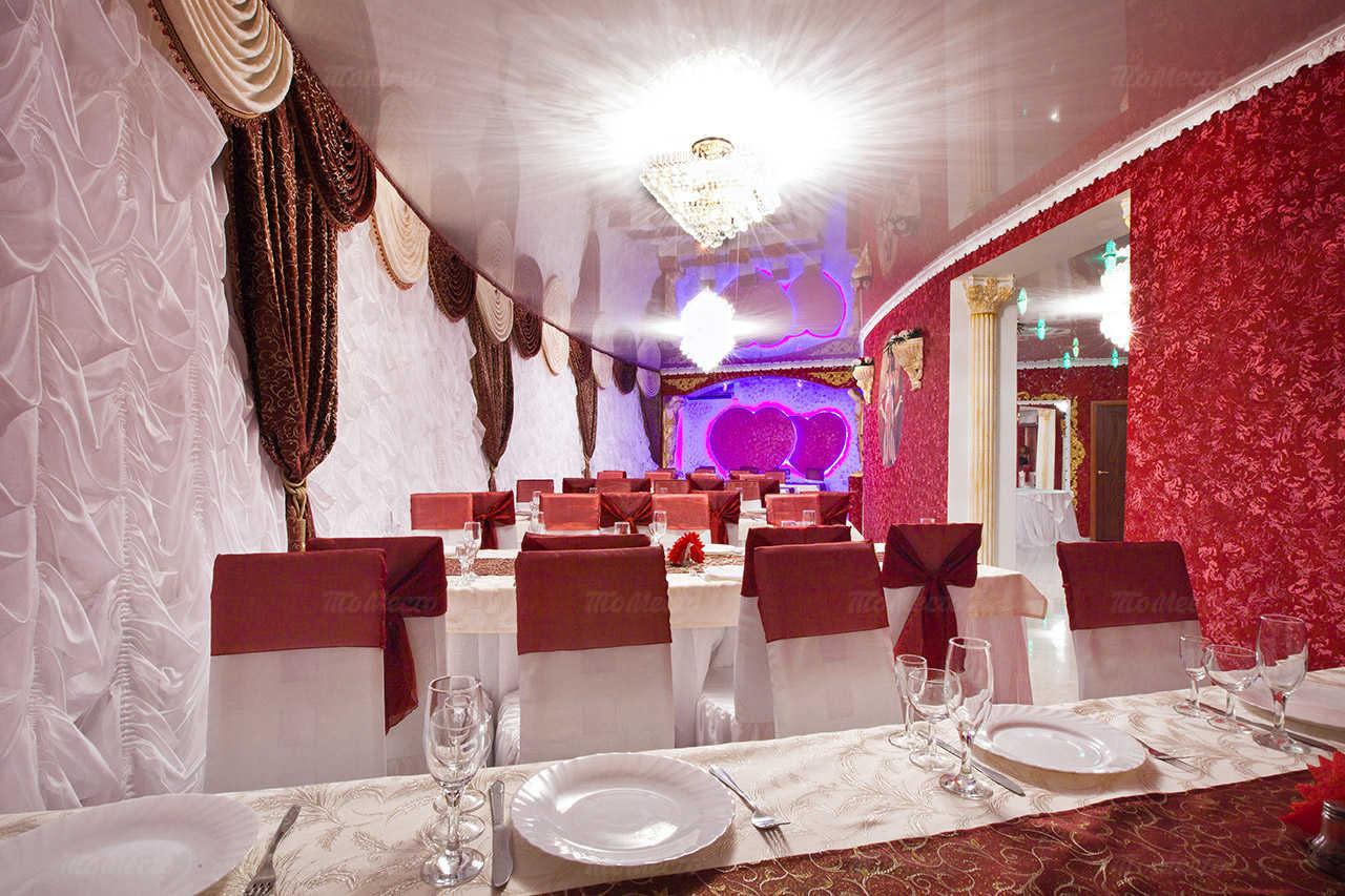 Меню ресторана Империя на улице Софьи Перовской