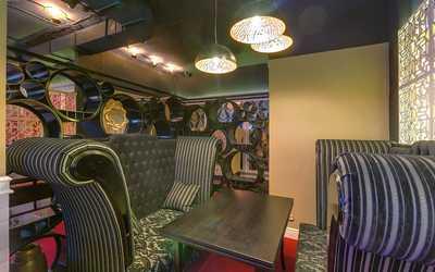 Банкетный зал ресторана Дуслык в Крупском улица