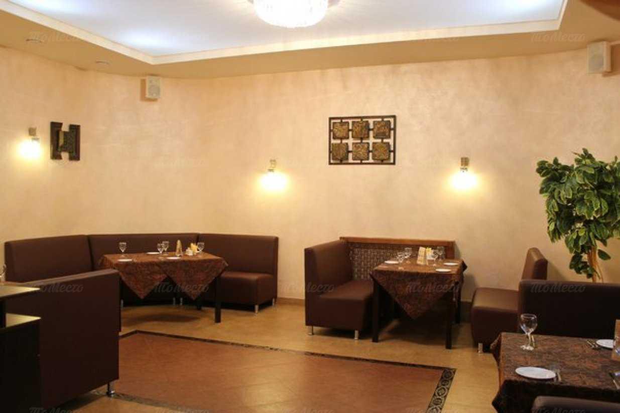 Меню ресторана Арбат (Дар) на улице Салавата