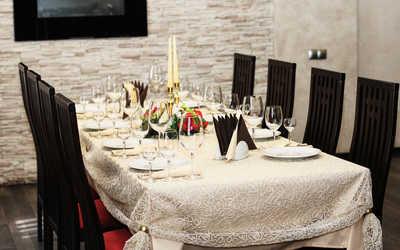 Банкетный зал ресторана Амазонка на улице 40 лет Октября фото 1
