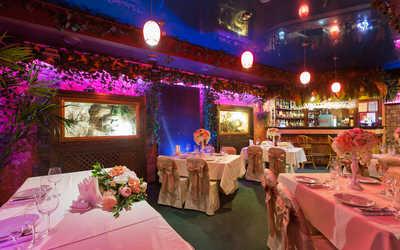 Банкетный зал ресторана Амазонка на улице 40 лет Октября фото 3