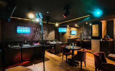 Банкетный зал караоке клуб, кафе, ресторана Speak Easy на улице Чернышевского