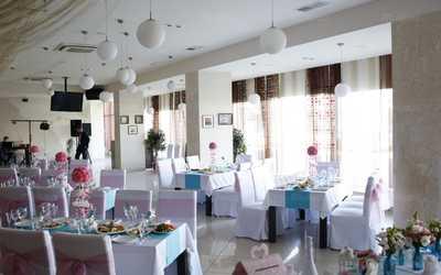 Банкетный зал кафе, ресторана Соленый & Зефир на улице Лермонтова
