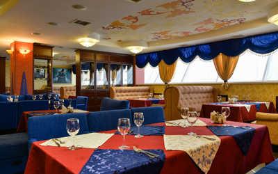 Банкетный зал кафе, ресторана Пьер на улице Конева