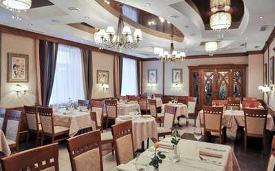Банкетный зал ресторана Форшмак на Сибирской улице фото 2