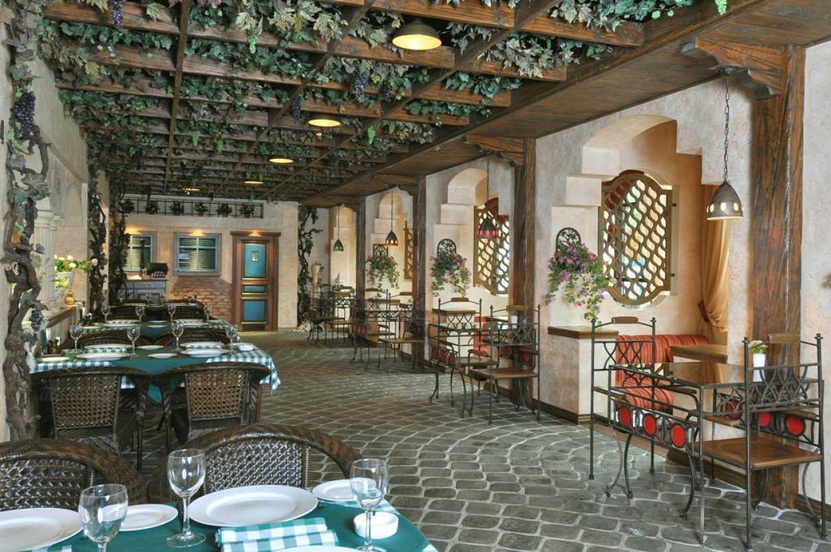 Меню ресторана Олива на улице Куйбышева