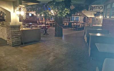Банкетный зал кафе Бульвар на Менделеевой улице