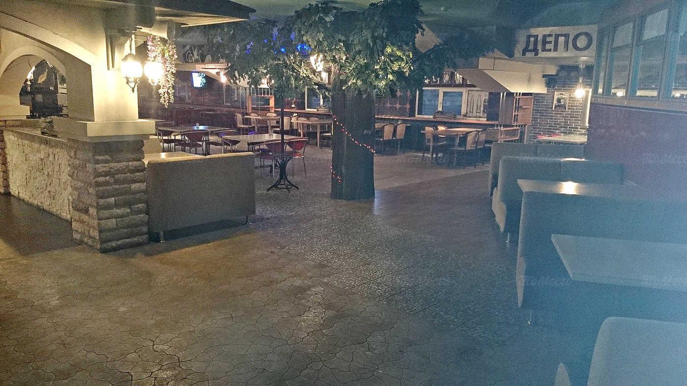 Меню кафе Бульвар на Менделеевой улице