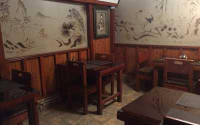 Банкетный зал кафе Самурай на улице Космонавтов
