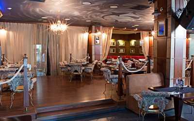 Банкетный зал ресторана Форт Гранд (Fort grand) на улице Мира фото 3