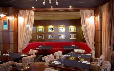 Банкетный зал ресторана Форт Гранд (Fort grand) на улице Мира фото 2