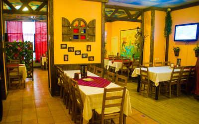 Банкетный зал кафе Золотой ключик на улице Ленина фото 1