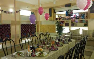 Банкетный зал кафе Улыбка на улице Адмирала Нахимова