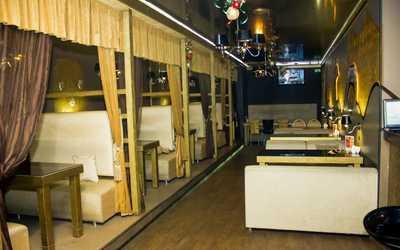 Банкетный зал кафе La Luna Four Seasons на улице Пушкина фото 1