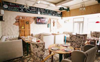 Банкетный зал кафе Shabash (Шабаш) в 62-й Армии набережная