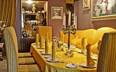 Банкетный зал ресторана Фасоль на улице имени Маршала В.И. Чуйкова