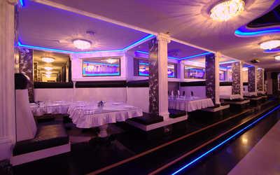 Банкетный зал ресторана Корона (Crown) на улице Маршала Еременко