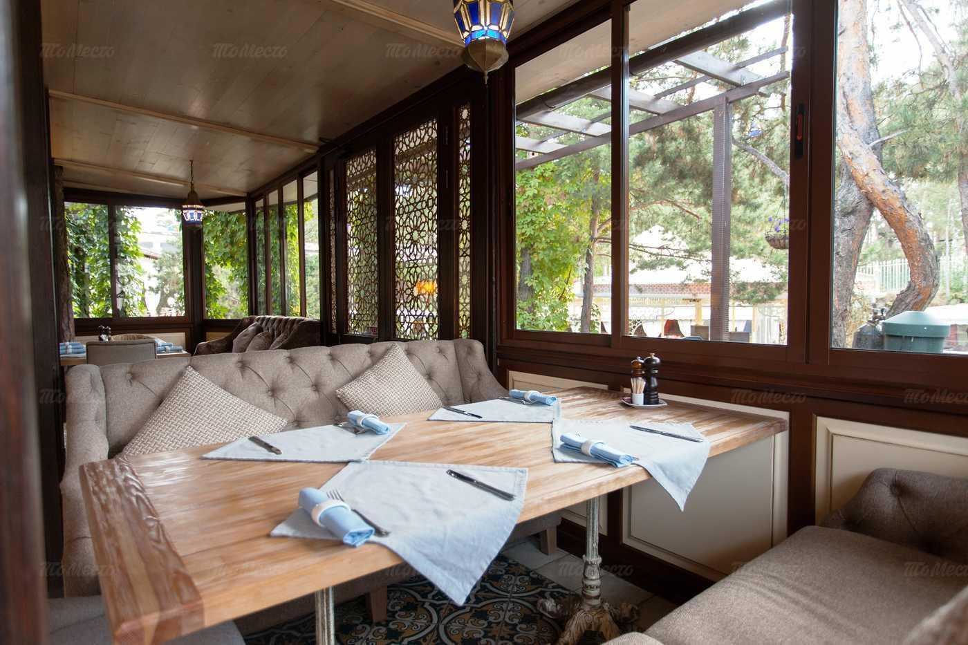 Меню ресторана Шафран на улице Коммуны