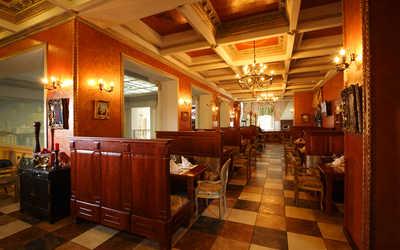 Банкетный зал ресторана Венеция (Venezia) на улице Цвиллинга фото 1