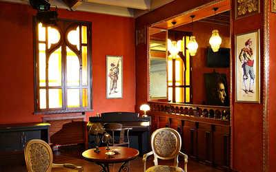 Банкетный зал ресторана Венеция (Venezia) на улице Цвиллинга фото 2