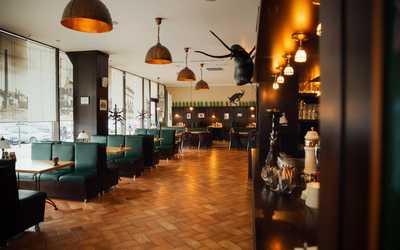Банкетный зал ресторана Коза (Козловица) на улице Труда фото 2