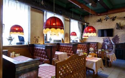 Банкетный зал ресторана Сова на проспекте Ленина