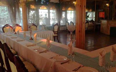Банкетный зал ресторана Остап Бендер на улице Чайковского фото 2