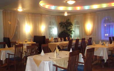 Банкетный зал ресторана Победа (Сад Победы) на улице Героев Танкограда фото 1