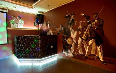 Банкетный зал ресторана Дирижабль на Университетской Набережной фото 2