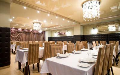 Банкетный зал ресторана Дирижабль на Университетской Набережной