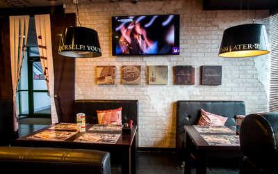 Банкетный зал ресторана Дирижабль на Университетской Набережной фото 1