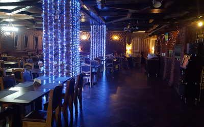 Банкетный зал кафе Ермак на проспекте имени газеты Красноярский Рабочий фото 1