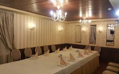 Банкетный зал кафе Ермак на проспекте имени газеты Красноярский Рабочий фото 2