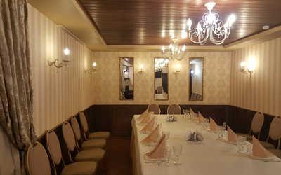 Банкетный зал кафе Ермак на проспекте имени газеты Красноярский Рабочий фото 3