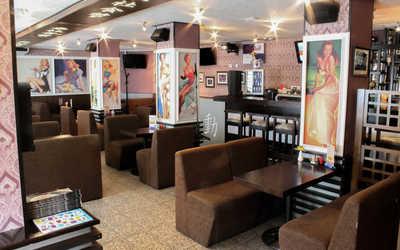 Банкетный зал паба Япона Pub на улице 22 Партсъезда
