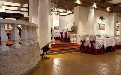 Банкетный зал ресторана Югославия (Сербия) на улице Пеше-Стрелецкой