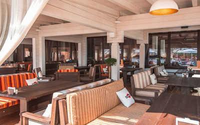 Банкетный зал ресторана The Voda (Вода) на Дарвина фото 3