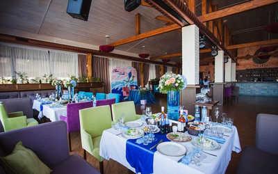 Банкетный зал ресторана The Voda (Вода) на Дарвина фото 2