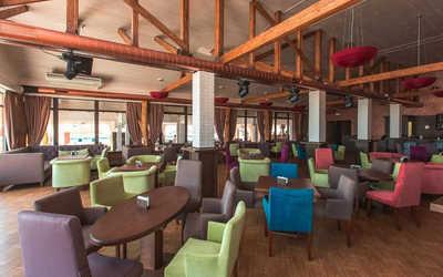 Банкетный зал ресторана The Voda (Вода) на Дарвина
