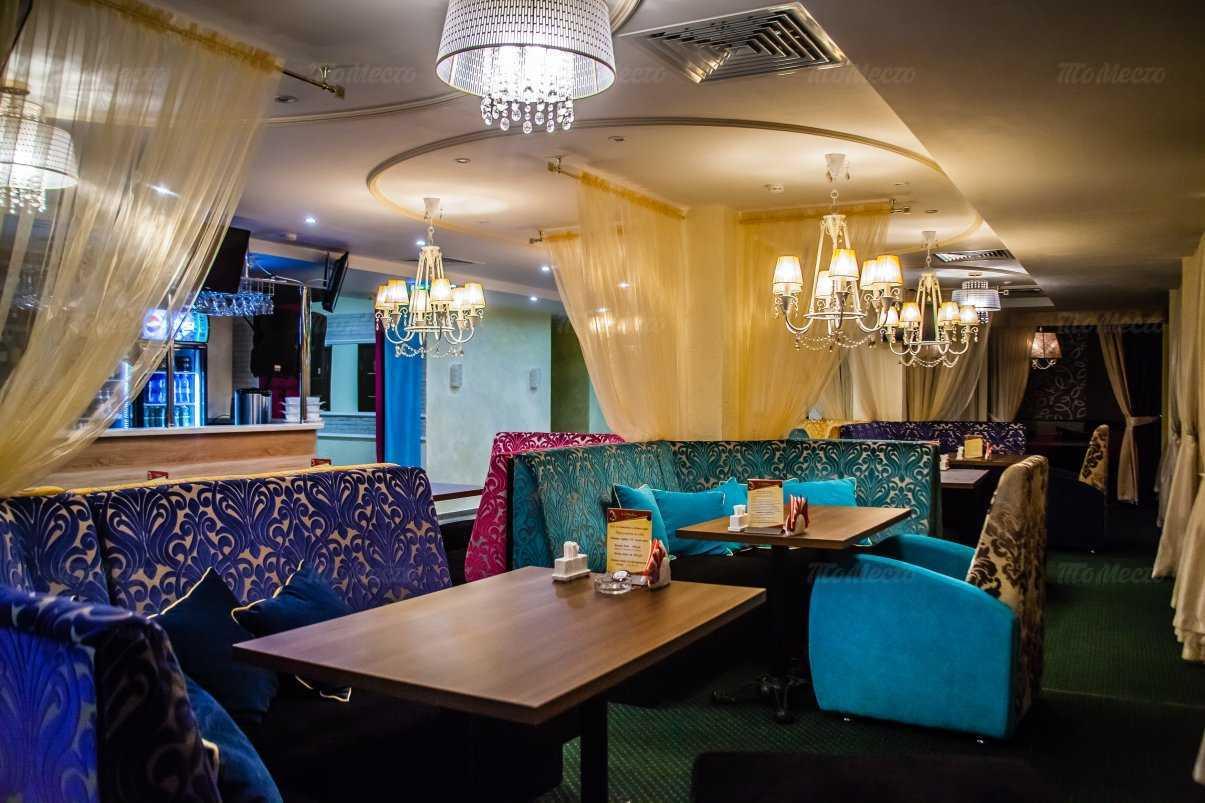 Меню кафе Х.Оттабыч и Диван на проспекте Фатыха Амирхана