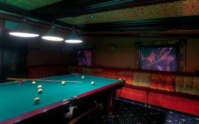 Банкетный зал караоке клуба Five points (Файв пойнтс) на улице Профессора Попова