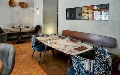 Банкетный зал ресторана Белка на Рыбацкой улице фото 3