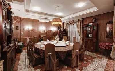 Банкетный зал ресторана Гайот на улице Профессора Попова