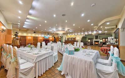 Банкетный зал ресторана Гайот на улице Профессора Попова фото 2