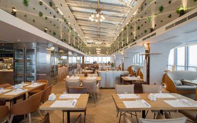 Банкетный зал ресторана Этаж 41 на площади Конституции фото 3